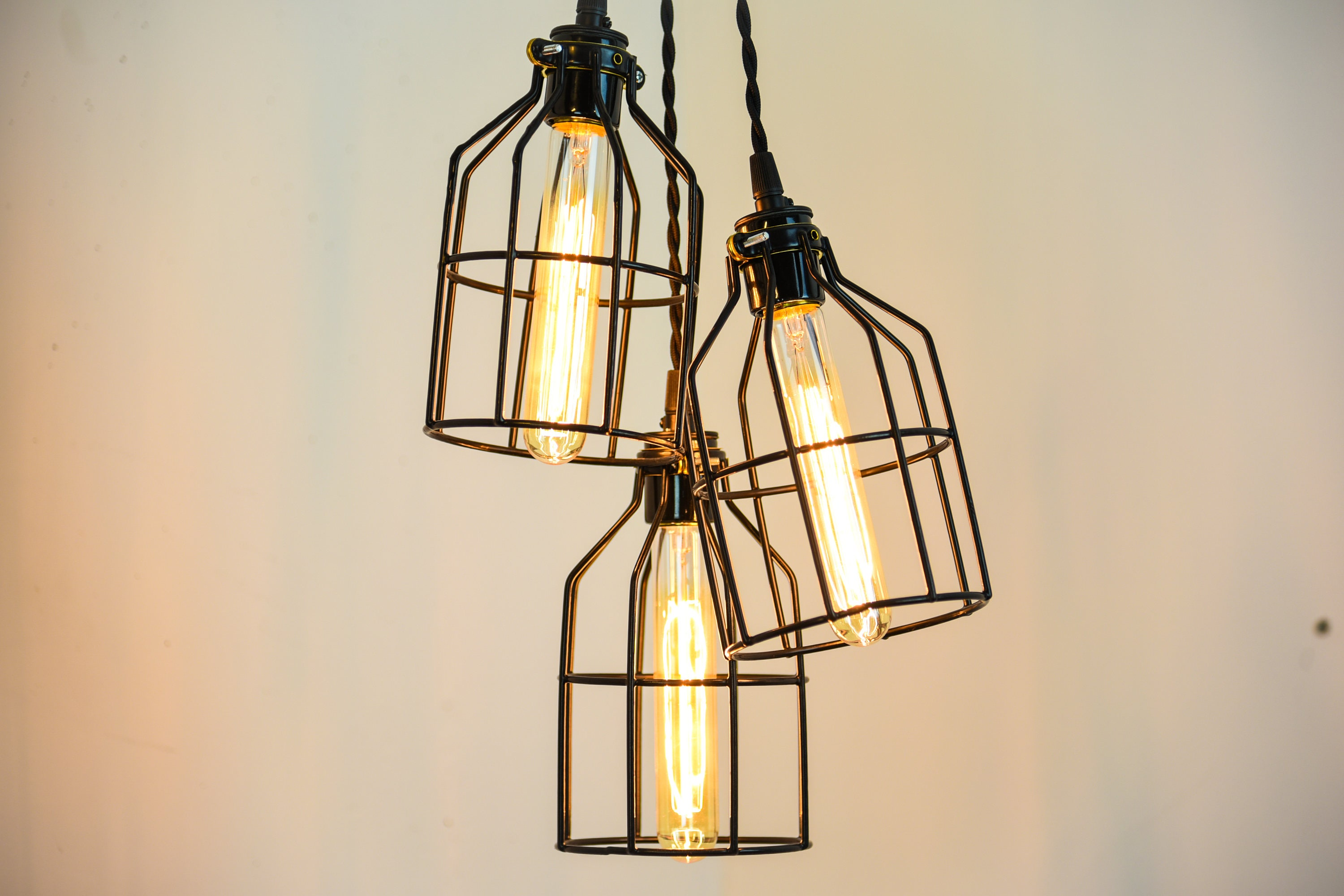 edison il fullxfull rustic lamp light bulb pendant ceiling listing industrial lighting chandeliers lights cage
