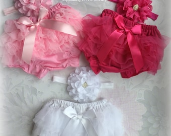 Cake Smash Outfit| Smash Cake| Photo Prop Girl| Baby Bloomers| Girl 1st Birthday| First Birthday| Girl Diaper Cover| Ruffle Bloomers