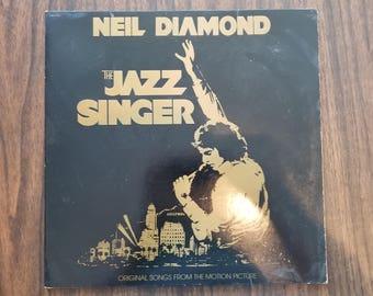 Neil Diamond - The Jazz Singer VINYL