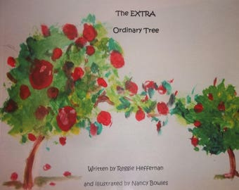 Children's Book: The EXTRA Ordinary Tree