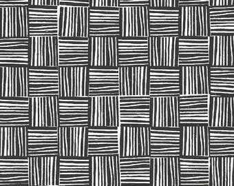 Aliisa in Slate from Lemmikki, by Lotta Jansdotter for Windham Fabrics  43090-4