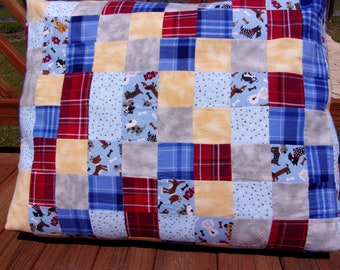 Patchwork Bed
