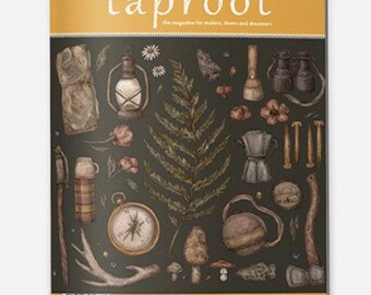 Free US Shipping, Taproot  Magazine, Issue 19