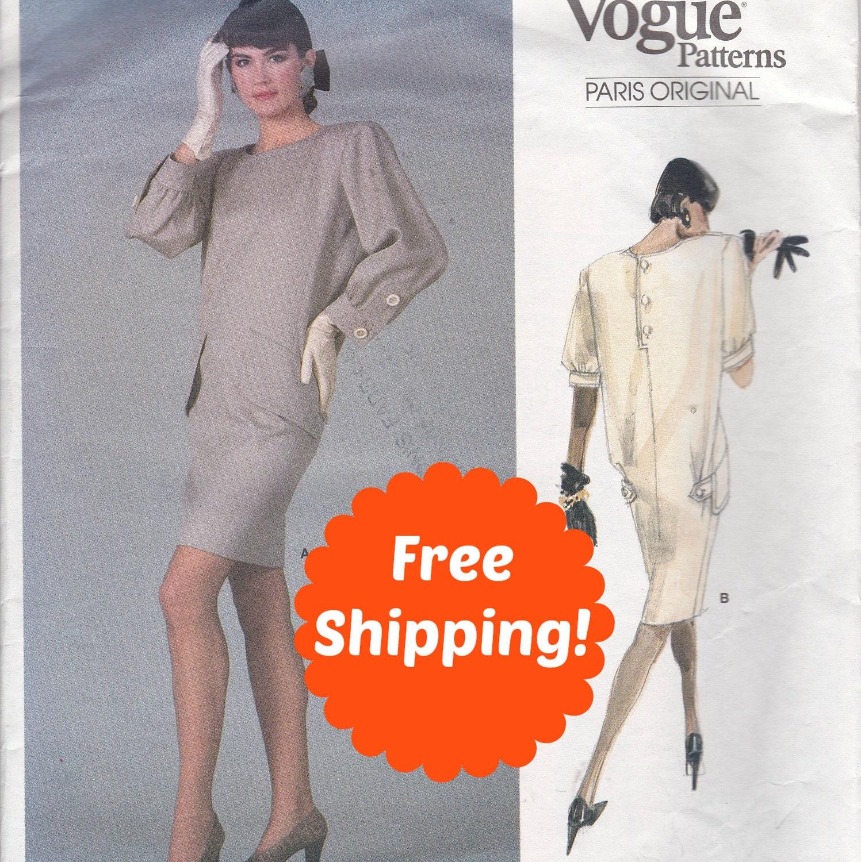Yves saint laurent designer pattern sewing patterns for women zoom jeuxipadfo Images