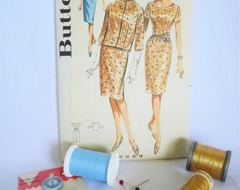 Vintage Pattern, Vintage Dress Pattern, Butterick, Butterick 9970, 70s, 70s Dress, 70s Dress Pattern, Jacket Pattern, Vintage, Pattern