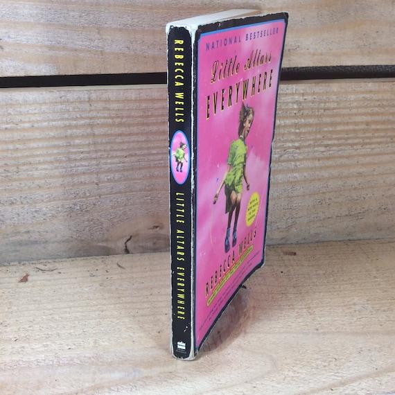 Little Altars Everywhere, vintage soft cover, Rebecca Wells, 1992 Little Altars Everywhere, vintage fiction soft cover,  vintage books