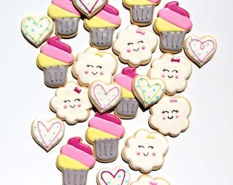 Clouds 'n Cupcakes Set