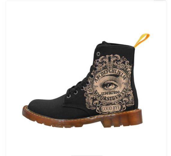Mystic Eye Ouija boots Ladies