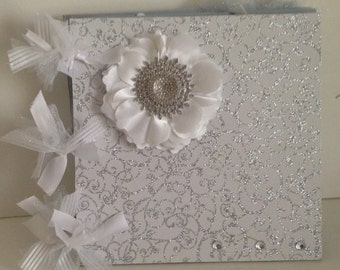 Wedding 8 x 8 chipboard Album