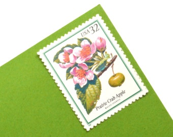 Pack of 20 Unused Flowering Trees Postage Stamps - 32c - 1998 - Unused - Quantity of 20