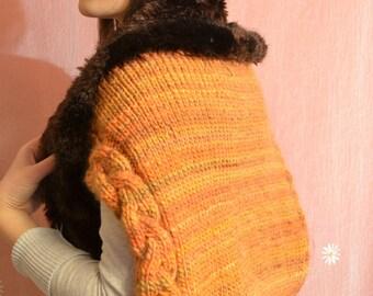 """kiska"" sleeveless vest model exclusive Studio"