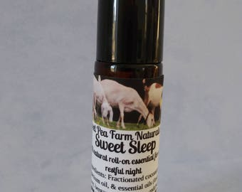 Sweet Sleep-Essential Oil Roll-on for a restful night