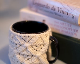 Chunky Lattice Mug Warmer
