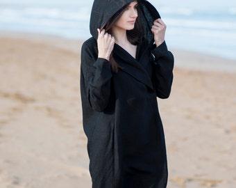 Linen Dress Motumo - 16S4