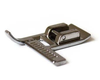 Stitch Guide presser foot for most domestic low shank sewing machines