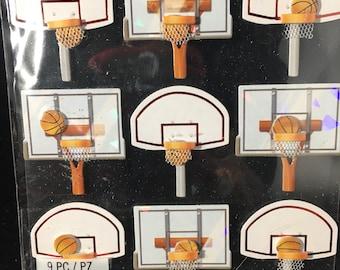 Basketball Backboard Repeats Jolees Boutique