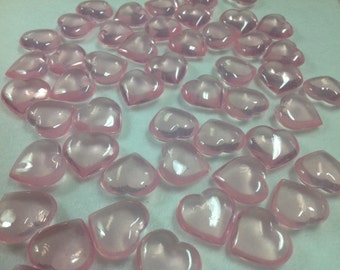 Pink Valentine Hearts, Table Scatter, Party Supplies, Floral Supplies, Valentine's, Valentine's Day, Valentine decor, floral supplies