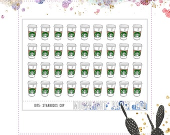 Starbucks Cup Small (I075)
