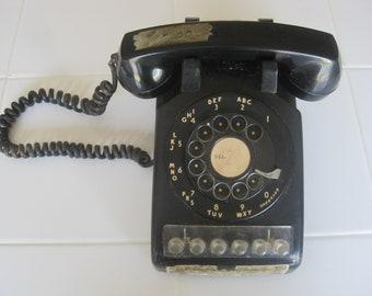 Bell Western Electric Black Multi Line Desktop Phone