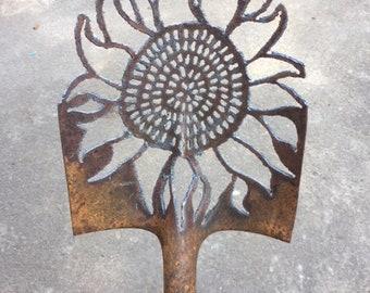 Sunflower shovel head