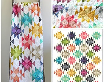 Dude Ranch Quilt Pattern by V & Co.