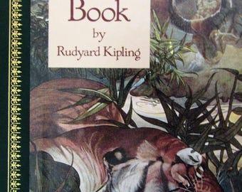 The Jungle Book, Rudyard Kipling, illustrated by Maurice & Edward Detmold,