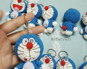 Crochet Doraemon Amigurumi : Doraemon crochet etsy