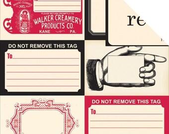 """Echo Park 12 x 12 Paper, Jenni Bowlin Collection, """"Memory"""""""