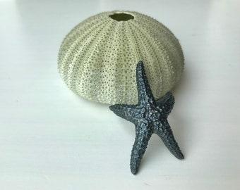 Black Starfish Ring