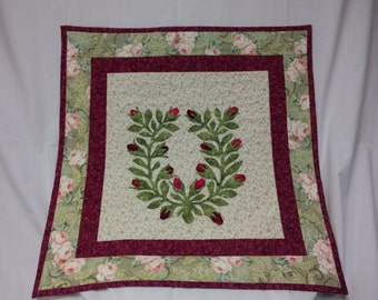 Rose Bud Wall Hanging