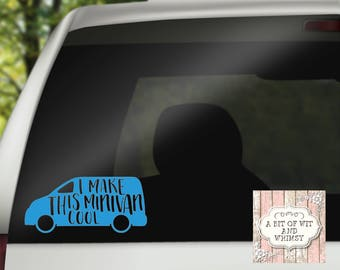 Vinyl Decal, Car Decal, Laptop Decal, Mirror Decal, Decals For Men,