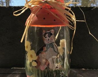 Avalo Sanctuary's Cat in a Jar
