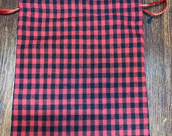 Buffalo Plaid Bags