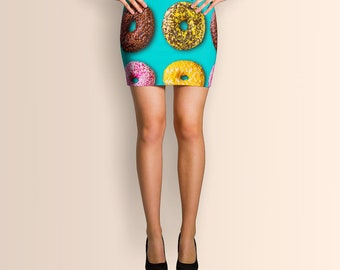 Donuts, Mini Skirt