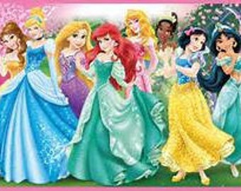 Disney Princesses, Full year special