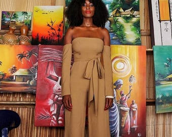 The Ixora Jumpsuit