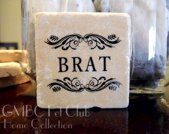 BRAT - Stone Fetish Magnet