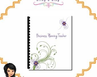 Business Planning Tracker