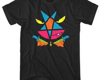 Will Kill T-shirt - Men and Unisex - Evil Design Tee - MCA - XS S M L XL 2x 3x 4x - 4 Colors