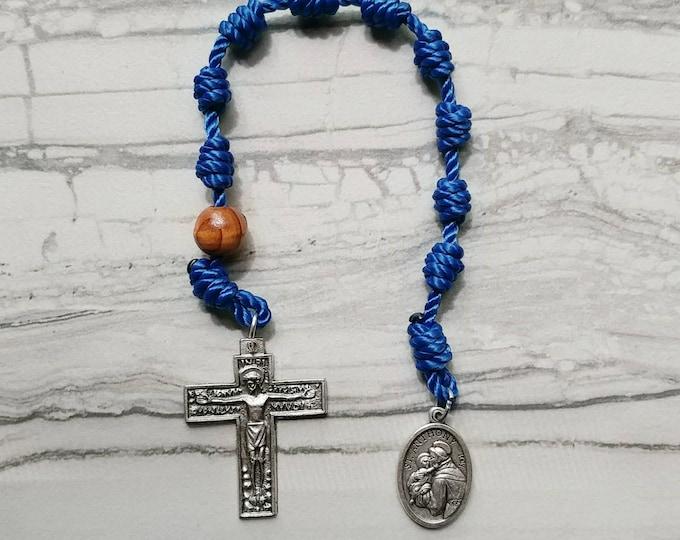 Saint Anthony Decade Rosary