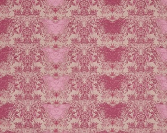 Fabric by the Yard --   Rose Water  Honey Pie in Musk by Tina Givens