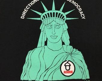 1992 Democratic Convention ACORN XL shirt