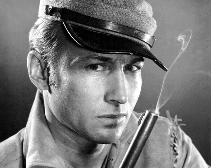 "Nick Adams as ""Johnny Yuma"" in the ABC-TV Program ""The Rebel"" - 5X7, 8X10 or 11X14 Photo (CC-138)"