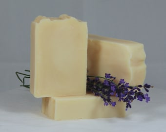 Lavender Soap, Handmade Lavender Soap, Natural Soap, Cold Process Soap, Vegan Soap, Soap Bar, Soap