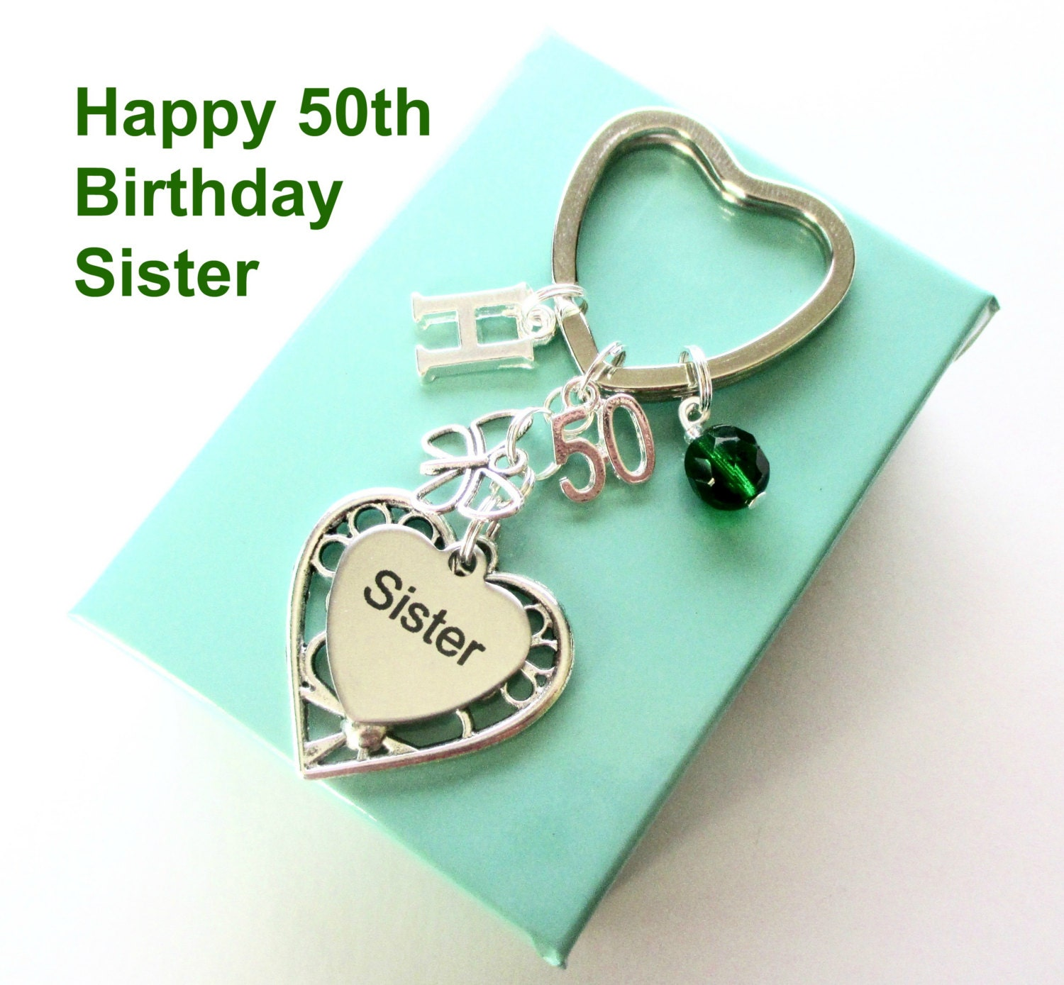 50th Birthday Gift For Sister