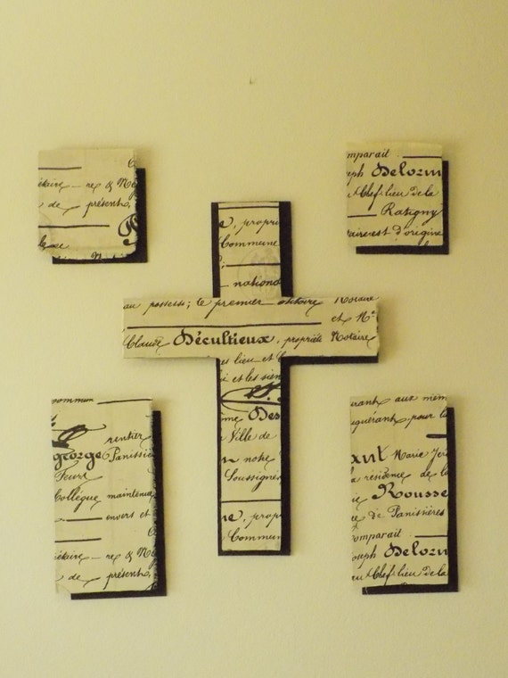 Colorful Large Cross Wall Decor Images - Wall Art Design ...