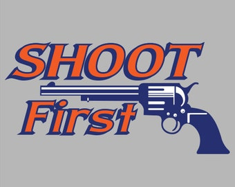moe. Shoot First Lot Shirt | Men's