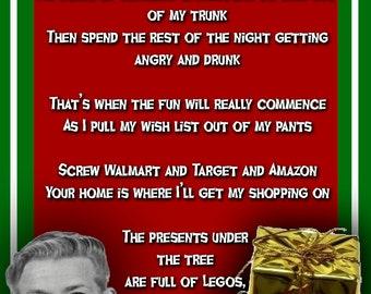 Richard Speck Christmas Card nurses mass murderer killer