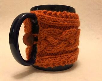 Knitted Mug Sweater/Cozy