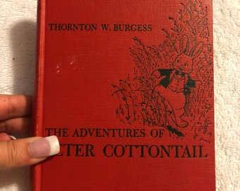 1941 The Adventures of Peter Cottontail
